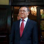 زعيم المعارضة في كمبوديا يجتمع مع سفيري أمريكا وفرنسا