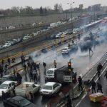 إيران تزعم اعتقال محتجين تلقوا تمويلات من جهات أجنبية