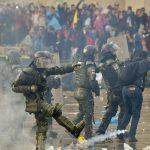 3 قتلى على يد قوات الأمن في كولومبيا