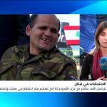 لبنان.. الهدوء يعود لبيروت والحراك يتخذ موقفا من قطع الطرق