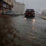 مصرع 6 عمال آسيويين بسبب الأمطار الغزيرة في سلطنة عمان