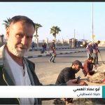 صيد السلطعون.. فرصة عمل مؤقتة لشباب غزة