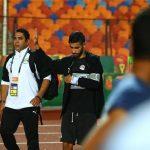 الإصابة تبعد ناصر ماهر عن المنتخب الأولمبي لنهاية البطولة