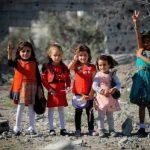 وسط الحصار والحرب.. هكذا يحتفل أطفال غزة باليوم العالمي
