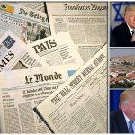 نافذة على الصحافة العالمية: منعطف تاريخي.. ترامب ينقذ نتنياهو
