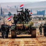 الجيش السوري يستعيد السيطرة على كفرنبل في محافظة إدلب