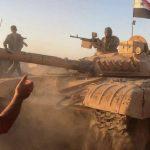 الجيش السوري يستعيد معظم حلب قبل محادثات بين تركيا وروسيا