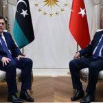 أردوغان: بإمكان تركيا وليبيا القيام باستكشاف مشترك في شرق البحر المتوسط