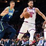 مافريكس يقسو على سيكسرز في دوري السلة الأمريكي