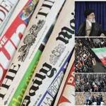 نافذة على الصحافة العالمية: فتوى بقتل المتظاهرين في إيران