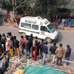ضحية اغتصاب بالهند تفارق الحياة بعد إشعال النيران فيها
