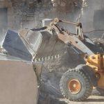 الاحتلال يواصل سياسة هدم المنازل والمنشآت الفلسطينية