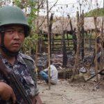 مقتل 3 في قصف لجيش ميانمار في منطقة راخين