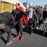 الحذر يسود ساحة التحرير في بغداد