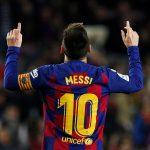 برشلونة ينهي 2019 على قمة الدوري الإسباني بفوز مقنع على ألافيس