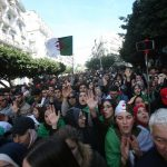 المتظاهرون في الجزائر يرفضون الاحتفال بالذكرى الأولى للحراك