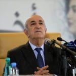 رئيس الجزائر: سنضع وديعة بـ 150 مليون دولار بالمركزي التونسي