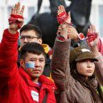 احتجاز العشرات خلال احتجاجات في يوم الاستقلال بقازاخستان