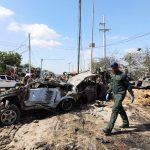 إصابة 11 بانفجار قنبلة في مقديشو