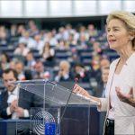 رئيسة المفوضية الأوروبية: محادثات التجارة مع بريطانيا صعبة والوقت قصير