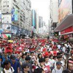هونج كونج تستعد لاحتجاجات بعد قوانين الأمن القومي المقترحة