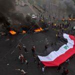 أرقام | «حقوق الإنسان» في العراق توثق حالات القتلى والاعتقال في التظاهرات