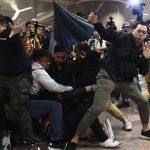 نشطاء في هونج كونج يستهدفون مراكز التسوق في «احتجاجات عيد الميلاد»
