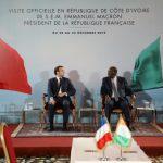 الاقتصاد ومسائل عسكرية في برنامج زيارة ماكرون لبواكيه والنيجر
