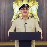 حفتر: الجيش الليبي قاب قوسين أو أدني من تحرير طرابلس