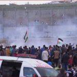 أكثر من 300 شهيد في غزة حصيلة ضحايا مسيرات العودة
