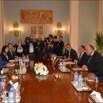 مصر واليونان تؤكدان بطلان اتفاق «السراج أردوغان» بشأن ترسيم الحدود