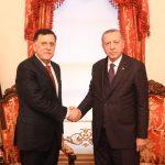 وسط اعتراضات دولية.. «أردوغان» يناقش تنفيذ مذكرتي تفاهم مع «السراج»