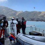 شرطة نيوزيلندا تقلص عمليات البحث عن جثث ضحايا ثوران البركان