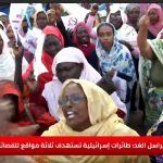 ناشطات سودانيات يطالبن بالتمكين والمساواة في ذكرى الثورة