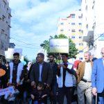 128 ألفًا من ذوي الإعاقة في غزة يعيشون ظروفًا قاسية بسبب الاحتلال