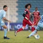 الجزيرة يواصل ضغطه على قمة الدوري الإماراتي بفوزه على بني ياس