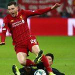 روبرتسون: لا أحد يريد مواجهة ليفربول في دور الستة عشر