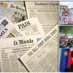 نافذة على الصحافة العالمية: غدا .. «خميس أسود» في فرنسا
