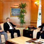 «إيسيسكو» تبحث ترتيبات إطلاق احتفالية القاهرة عاصمة الثقافة الإسلامية