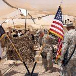مسؤول أمريكي: إصابة 3 جنود أمريكيين في هجوم صاروخي بالعراق