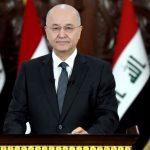 الرئيس المصري يجري اتصالاً بنظيره العراقي