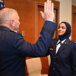 لأول مرة.. تعيين واعظة دينية مسلمة في الجيش الأمريكي