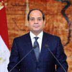 السيسي يشكر الشعب المصري لإلتزامه بالإجراءت الاحترازية التي اتخذتها الدولة لمكافحة كورونا