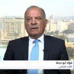 أبو حجلة: تصريحات النفيسي عن الصدر وعرفات هروب من توجيه الانتقادات للاحتلال