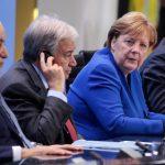 مؤتمر برلين بشأن ليبيا يشدد على الحل السياسي وتعزيز حظر السلاح