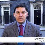 لندن.. ليبيا ومكافحة الإرهاب على رأس مباحثات لقاء الرئيس المصري وجونسون