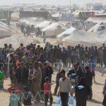 وفاة أكثر من 500 شخص في مخيم الهول بسوريا في 2019