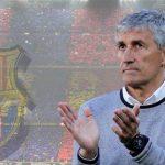 مدرب برشلونة: لست مقتنعا بخطط عودة الدوري الإسباني