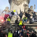 تظاهرات جديدة في فرنسا ضد إصلاح أنظمة التقاعد
