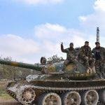 الجيش السوري يدخل «سراقب» آخر معقل للمسلحين بريف إدلب